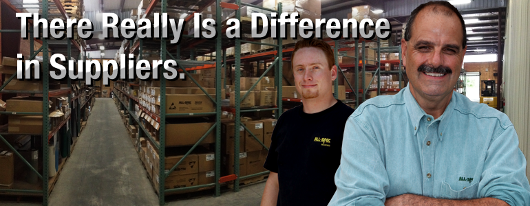 There really is a difference in suppliers