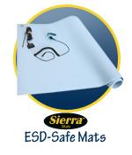 Sierra ESD-Safe Mats