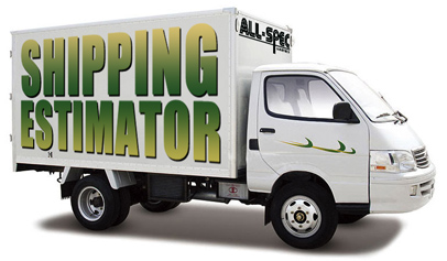 All-Spec Shipping Estimator