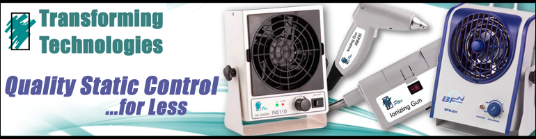 Transforming Technologies Ionizers at the best prices