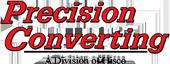 Logo for Precision Converting: A Division of Hisco