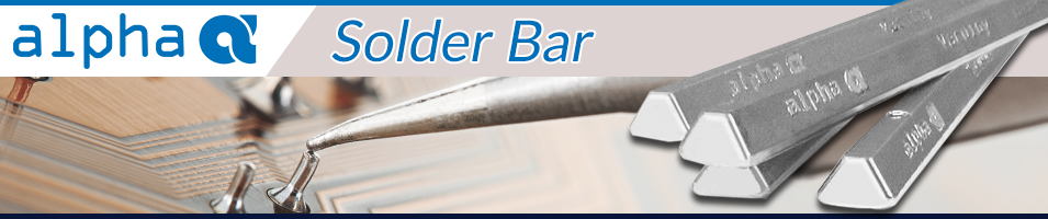 Alpha Solder Bar