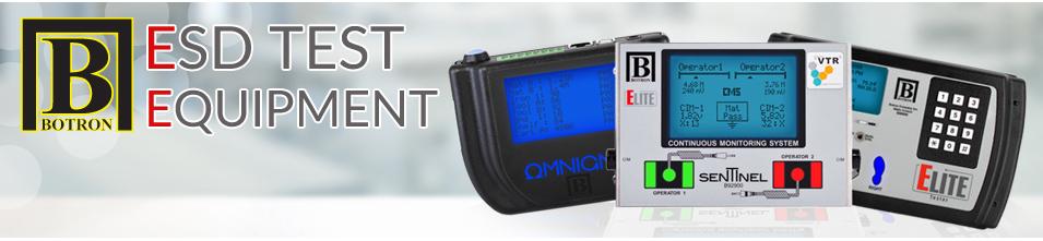 Botron ESD Test Equipment