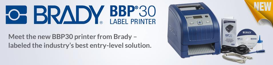 Brady BBP30