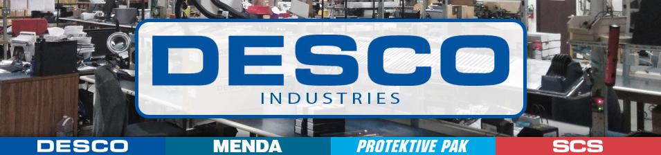 DESCO Industries - DESCO / MENDA / Protektive Pak / SCS