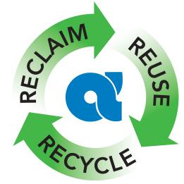 Alpha Recycling Logo