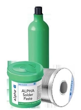 alpha soldering family