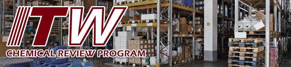 ITW Chemical Review Program