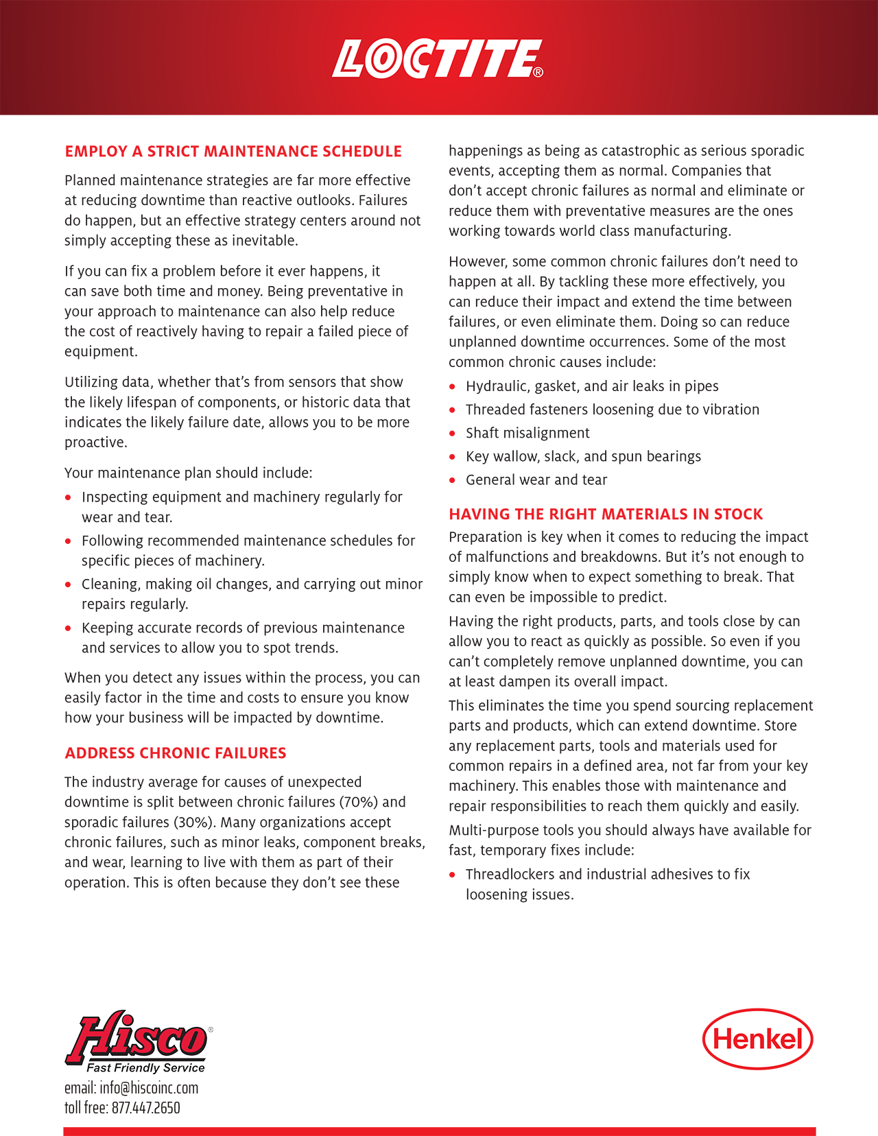 How to Reduce Unplanned Downtime with Effective Maintenance and Repairs p2