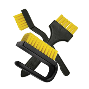 ESD-safe Brushes