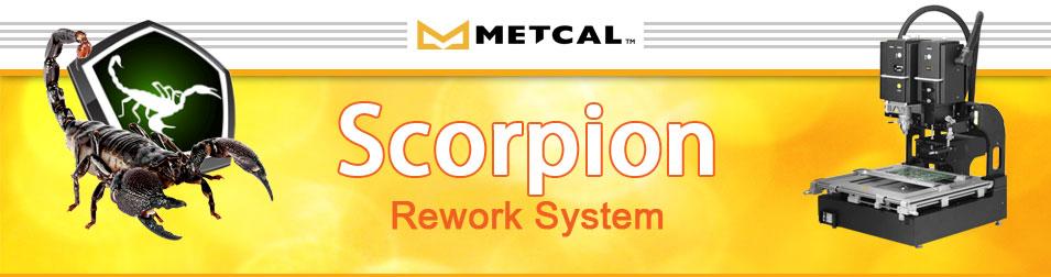 Metcal Scorpion Rework System