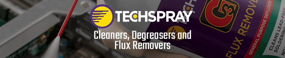 Techspray Chemicals Banner