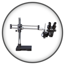 Photo of the Luxo System 273 Microscope