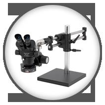 Photo of the O.C. White ProZoom® 6.5 Microscope