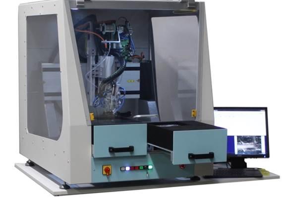 Weller WTBR 1000 Soldering Robot