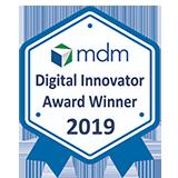 MDM Digital Innovator Award Winner 2019