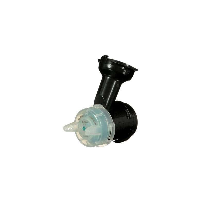 3M™ Performance Gravity HVLP Atomizing Head Refill Kit 26713, Green, 1.3, 5 pack, 5 Packs/Case