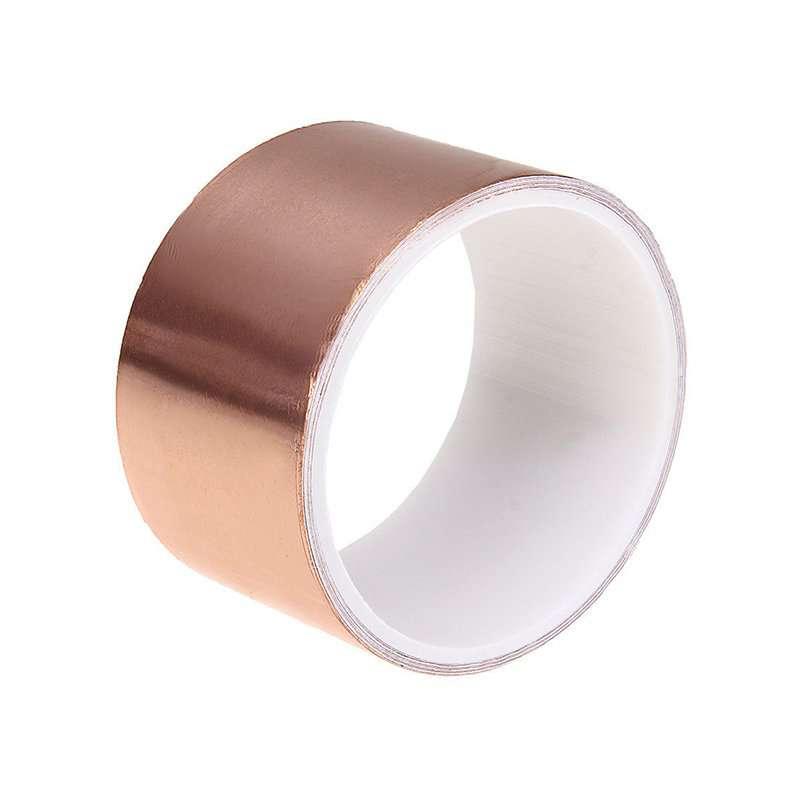 3M? Copper Foil Tape 3325, Copper, 6 in x 36 yd, 3 mil, 8 rolls per case