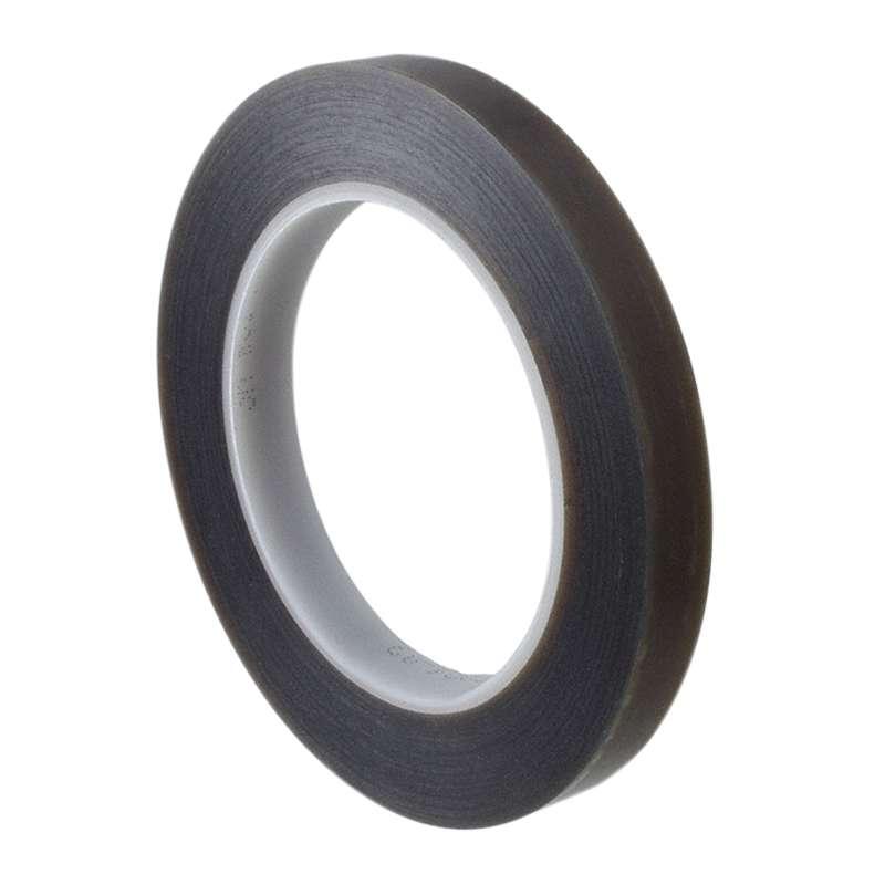 3M PTFE Film Electrical Tape 61, 0.500in x 36yds, 1 roll minimum