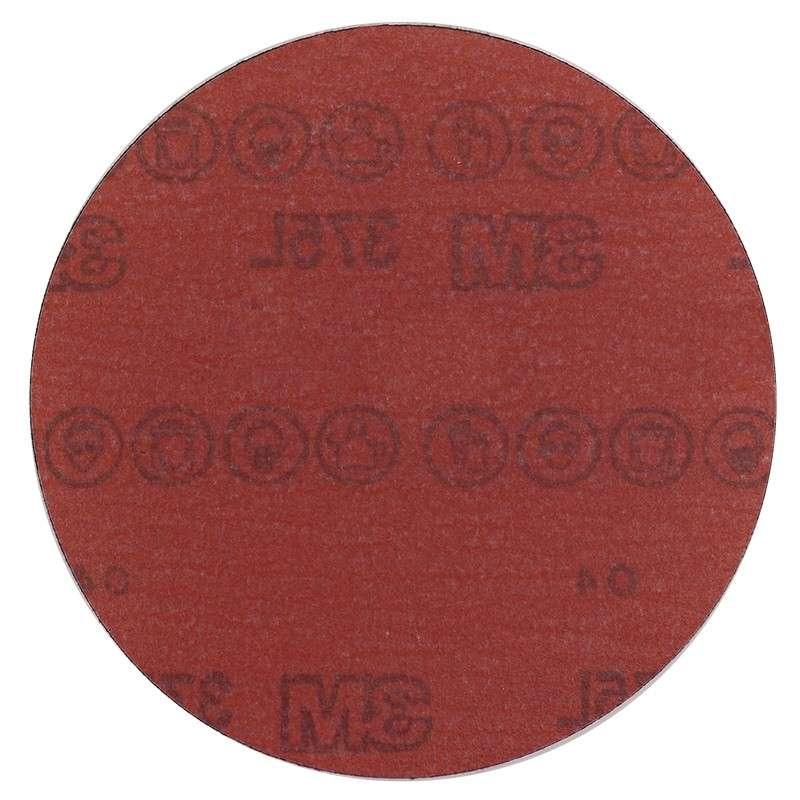 3M™ Hookit™ Film Disc 375L, P180, 6 in x NH, Die 600Z, 50 per inner, 250 per case