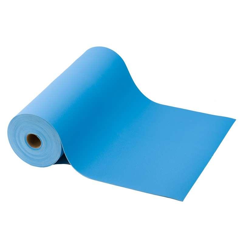 """SpecMat-H ESD-Safe Single-Layer Vinyl Worktop Mat, Light Blue, 36"""" x 72"""" x .10"""""""