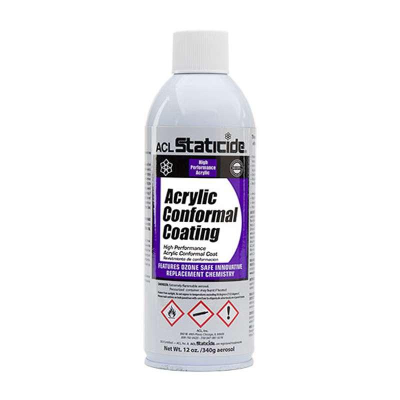 High Performance Acrylic Conformal Coating, 12 oz. Aerosol
