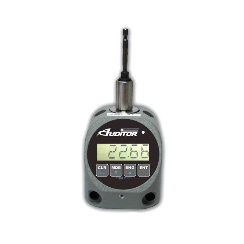 """Torque Cube™ Electronic Torque Tester, 50 to 500 in-lbs, 3/8"""" Square Drive (Includes Rundown Fixture)"""