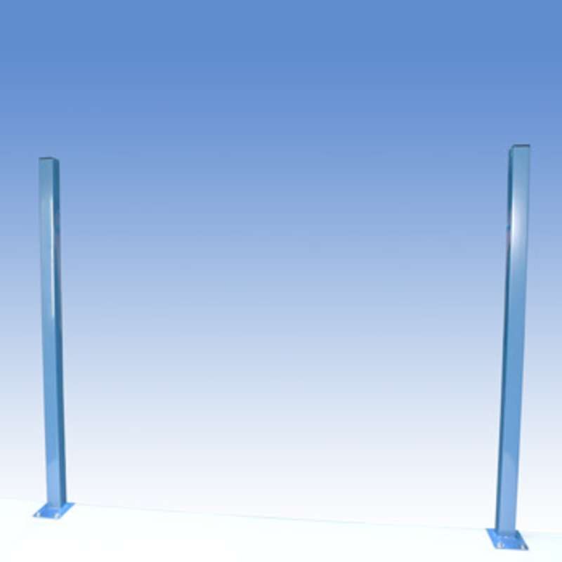 """Work Surface Mounted 36"""" Uprights"""