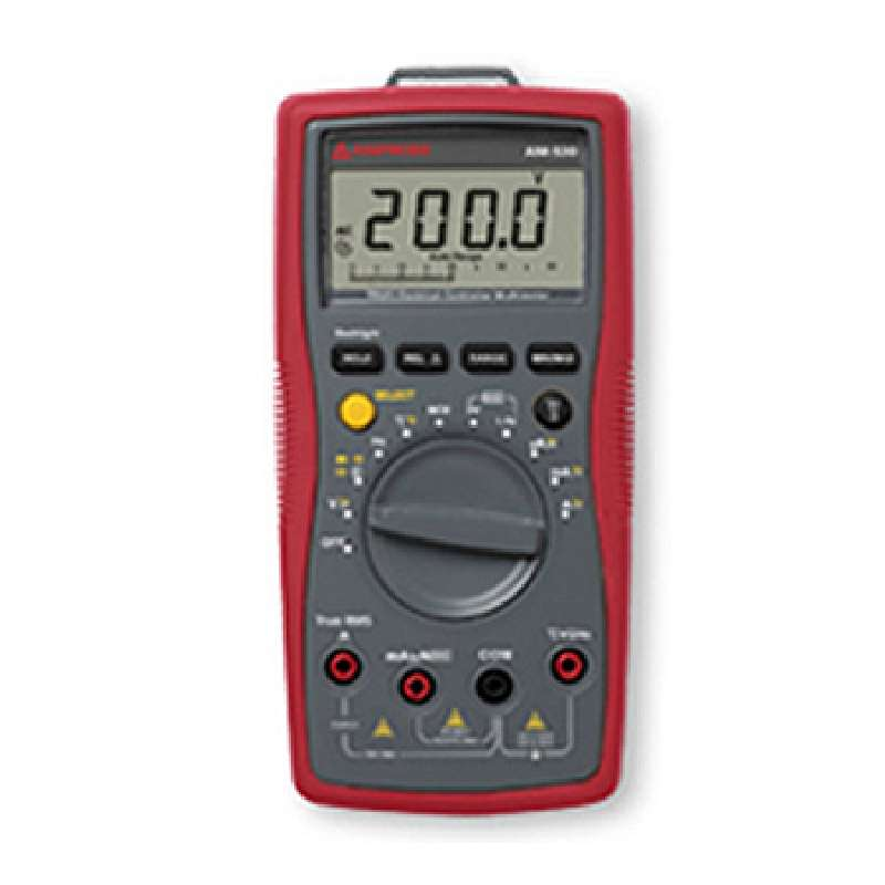 AM-500 Series True-rms Electrical Contractor Multimeter