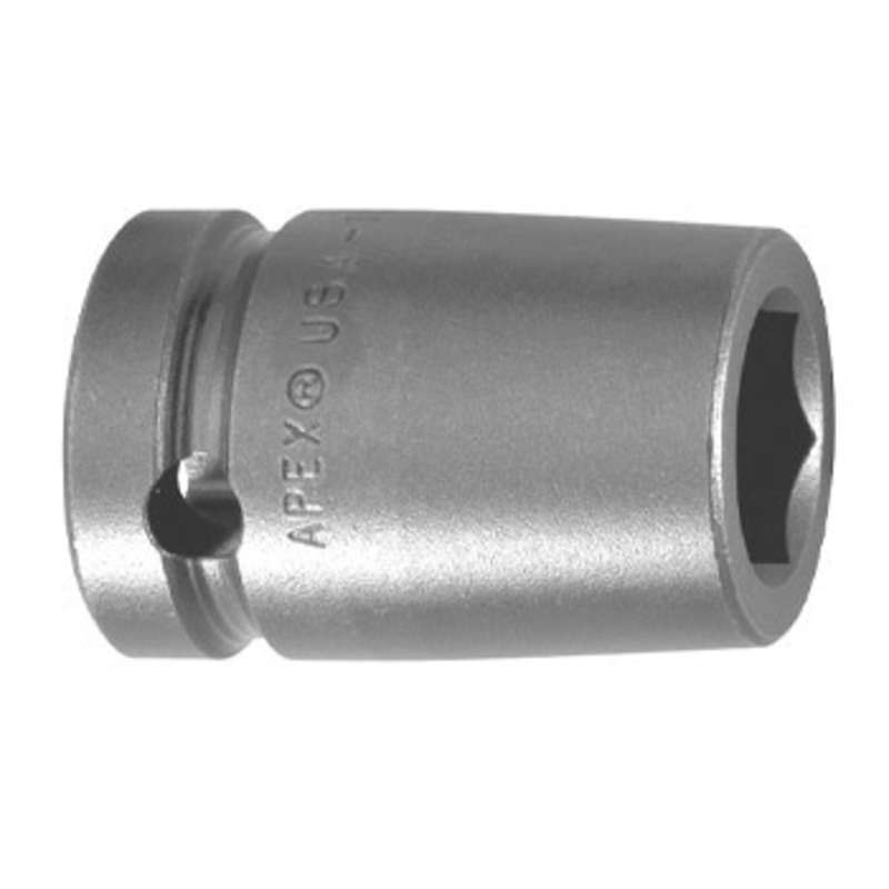 """6 Point Magnetic Metric Socket for 1/2"""" Square Drive, 10mm x 1-1/2"""" Long"""