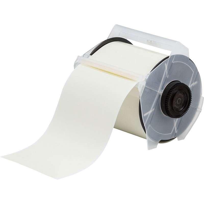 """GlobalMark® Indoor/Outdoor Grade Vinyl Tape, 2-1/4"""" x 100', Clear, 1 Roll"""
