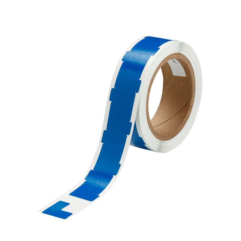 T-Shape Blue Vinyl Marking Tape