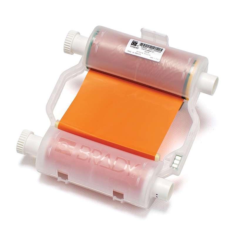 """BBP™31/BBP™33 Ribbon Heavy Duty, 4.33"""" x 200', Orange"""
