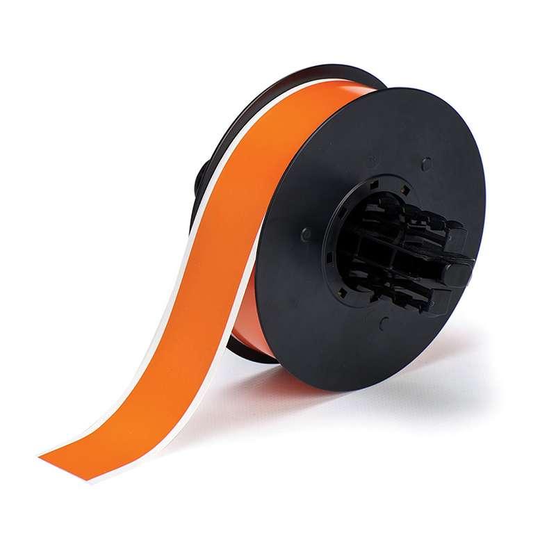 "BBP™31 Tape, Indoor/Outdoor, 1.125"" x 100', Vinyl Film with Permanent Adhesive, 1/Roll, Orange Gloss"