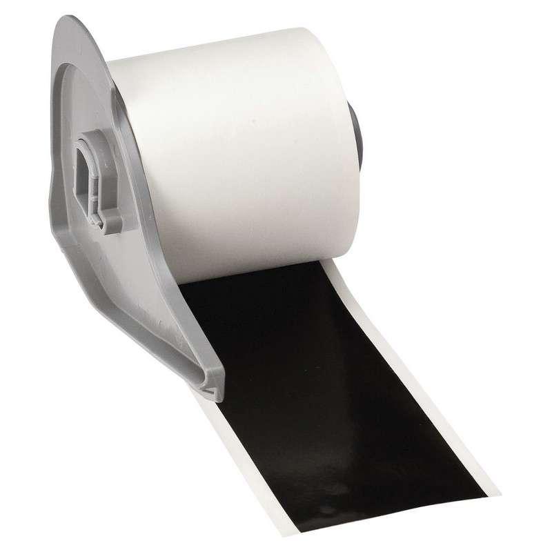 """BMP™71 Series Indoor/Outdoor Vinyl Tape, Black, 2"""" x 50', 1 Each"""