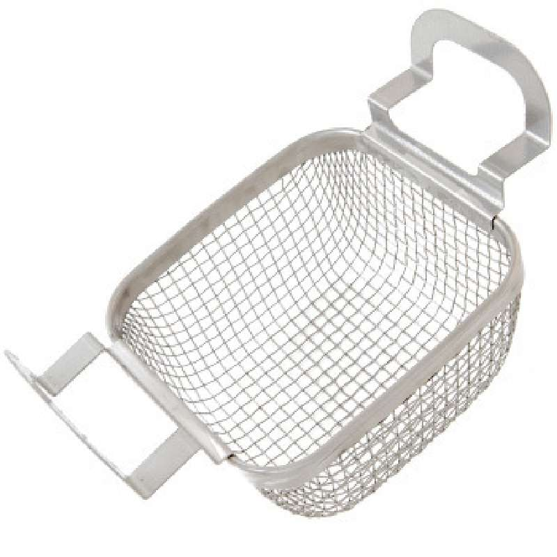 """Mesh Basket, 5 x 4-3/4 x 3"""", for use with M1800, CPX1800 and B1510 Cleaners"""