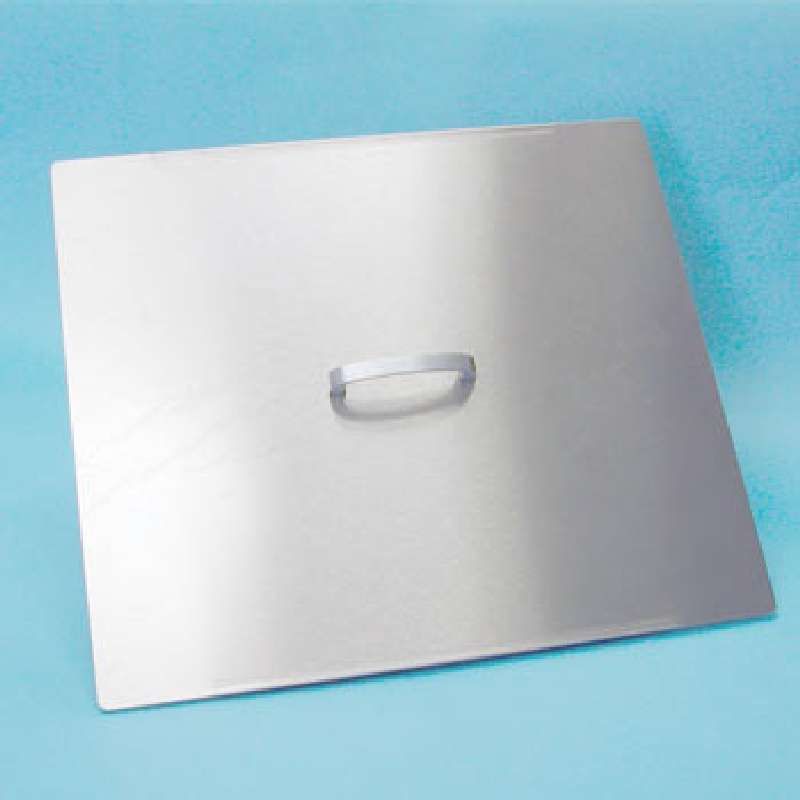"""Stainless Steel Tank Cover, 17 x 15 x 0.5"""", for Use with DHA-1000"""