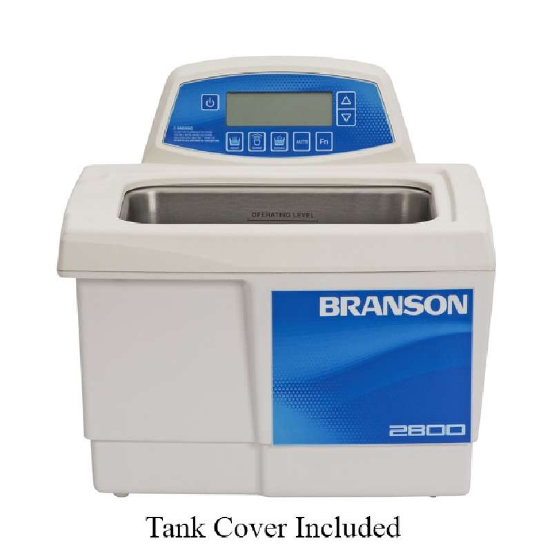 CPX2800H Ultrasonic Cleaner with Digital Timer, Heat Control and Tank Capacity of 3/4 Gallon, 230/240V