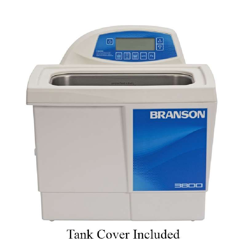 CPX3800H Ultrasonic Cleaner with Digital Timer and Heated Tank, 1-1/2 Gallon Capacity, 230/240V