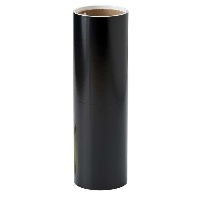 Vinyl Shadow Board Tape, Black, B-7569, 12 in x 12 ft per Roll