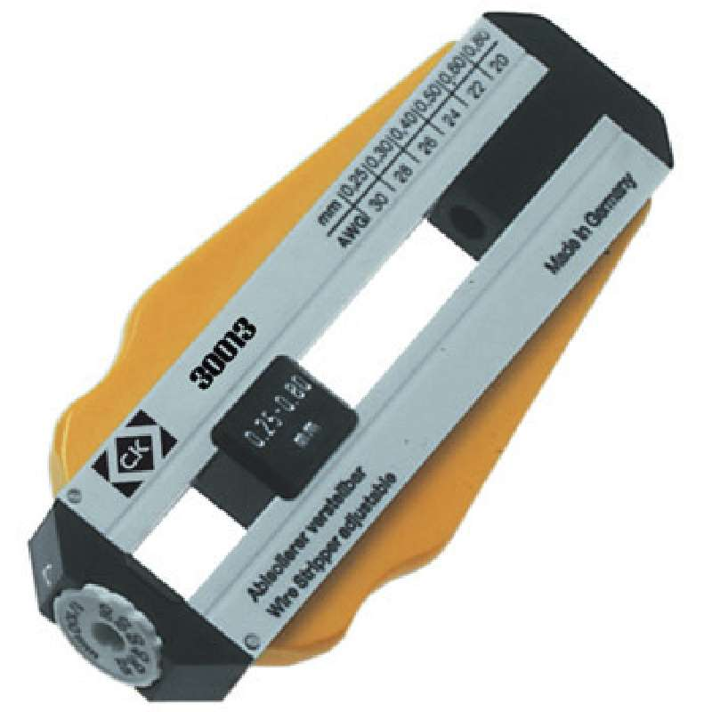 Precision Adjustable Wire Stripper for 20-30 AWG