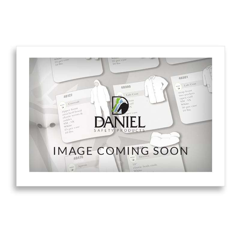 DSP301 Series Lab Coat with Snap Front, Two Pockets, and Open Cuffs, White, 3XL, 30 per Case