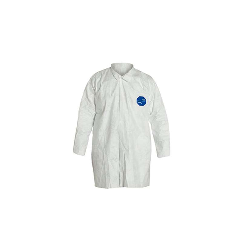 TY210S Series Lab Coat with Snap Front and Open Cuffs, 5X, 30 per Case