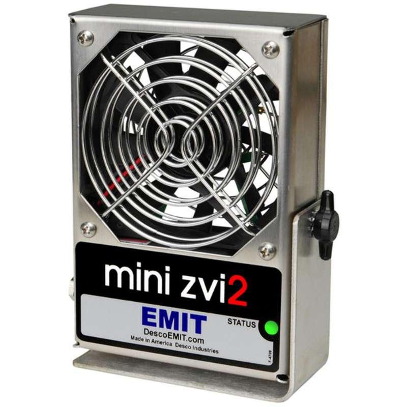 Mini Zero Volt Ionizer 2 with NIST Calibration, 120VAC