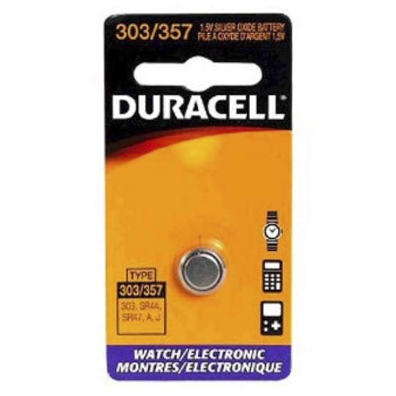 Duracell 1.5V Silver Oxide Battery