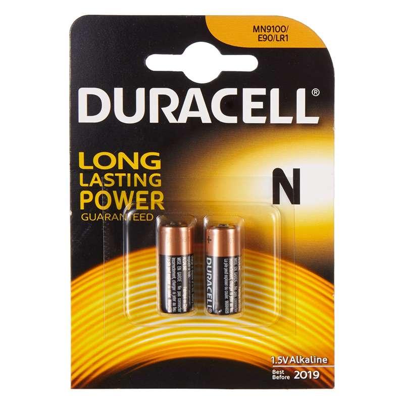 Duracell 1.5V Alkaline Battery, 2 per Package