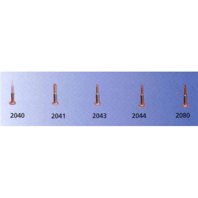 Vacuum Pickup - Tip Kit - Five Star Roto-Pic 5 pieces Tip Kit contains 2040,2041,2043,2044,2080