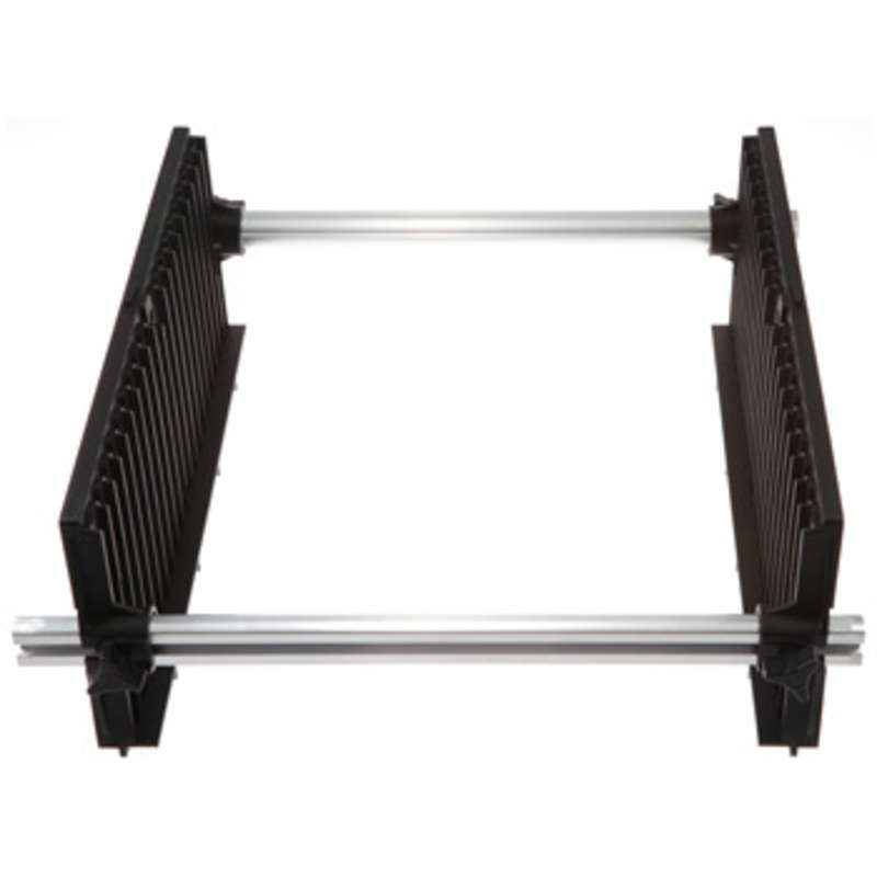 "Karry-All Model 79 Board Rack Conductive 15.25""x15""x5.50"""