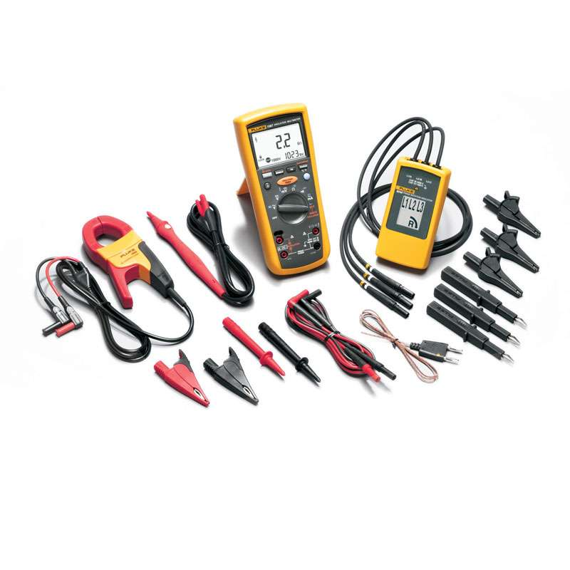 Insulation Multimeter with Advanced Motor and Drive Troubleshooting Kit