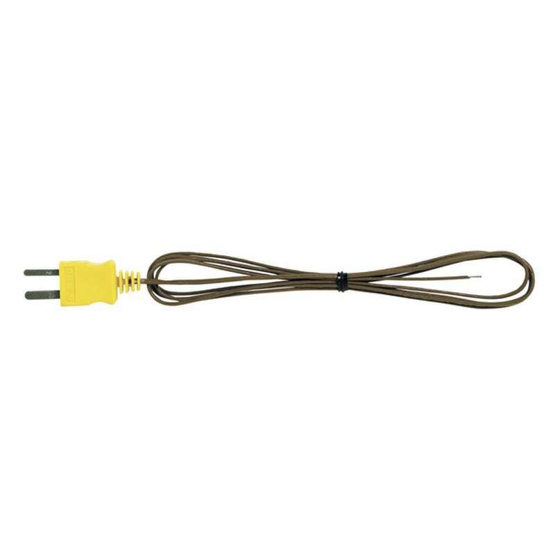 Type-K Bead Probe Thermocouple, -40 to 160°C